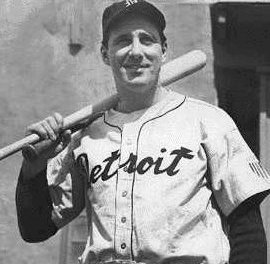 Detroit Tigers sell star first baseman Hank Greenberg to the Pittsburgh Pirates