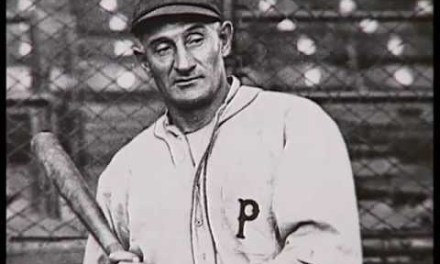 Future Hall of Fame shortstop Honus Wagner is born in Chartiers, Pennsylvania