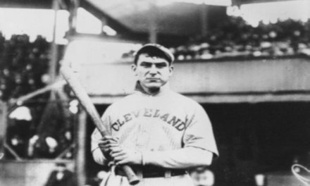 Nap Lajoie resigns as the manager of the faltering Cleveland club.
