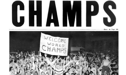 New York Giants Stun Cleveland Indians 1954 World Series