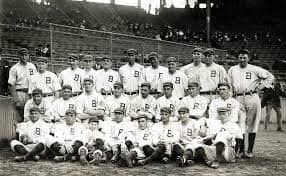 1914 Boston Braves