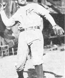 The Philadelphia Phillies beat the Boston Beaneaters, 19 – 17 set a major league record for most runs scored by two clubs