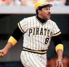 Stargell hits 11th homerun in April