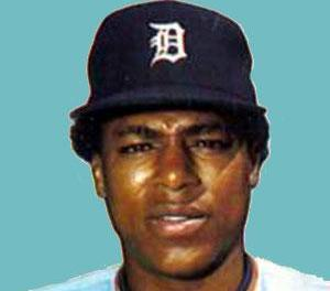 Detroit Tigers second baseman Lou Whitaker wins the American League Rookie of the Year Award