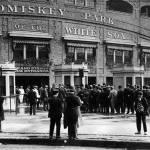Cleveland spoils new Comiskey Park Debut