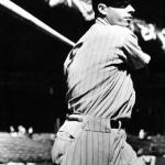 Joe DiMaggio hit streak - he singles in the eighth inning to extend his streak to 36 games
