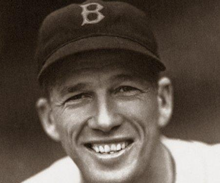 Lefty Grove of the Boston Red Sox wins his 300th game