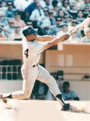 Willie Mays 5th Player to 500 Homeruns