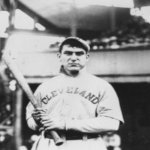Napoleon Lajoie of the Cleveland Indians becomes only the second player of the modern era to reach 3,000 hits