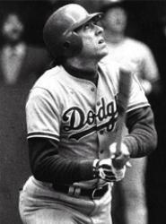 Los Angeles Dodgers release longtime major league outfielder Rick Monday