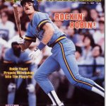 Robin Yount SI cover 1982