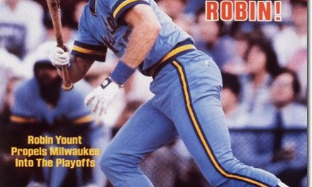 Robin Yount is a unanimous choice as AL Most Valuable Player in 1982
