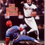 Robin Yount of the Milwaukee Brewers becomes the first player to have two four-hit games in a World Series