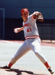 Tom Seaver hurls the first no-hitter of his brilliant career