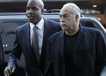 Sentencing is announced in the trial of Barry Bonds