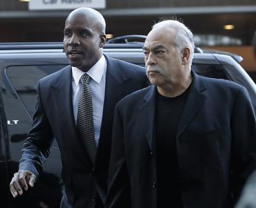 Sentencing is announced in thetrial of Barry Bonds