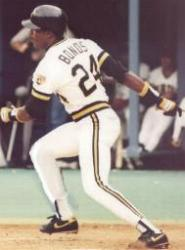 Pittsburgh's Barry Bonds becomes the 5th player in history to have a pair of 30-HR, 30-stolen bases seasons
