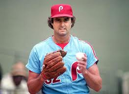 "Steve Carlton ""Lefty"" fires 6th career one hitter"