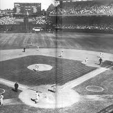 Swarm of gnats delays the game between the Baltimore Orioles and Chicago White Sox at Comiskey Park