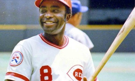 Joe Morgan wins the National League's MVP Award