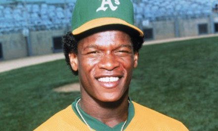 Rickey Henderson Biography