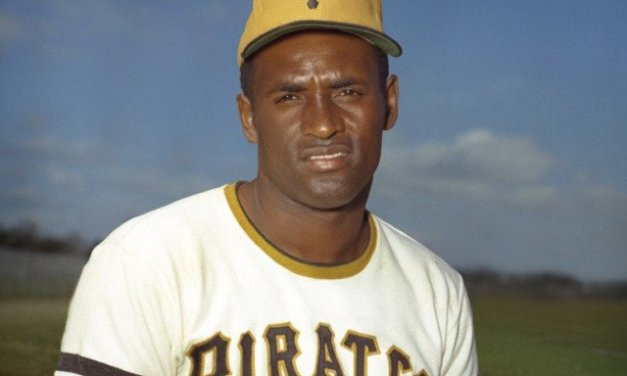 Pittsburgh Pirates field the first all-black lineup in major league history