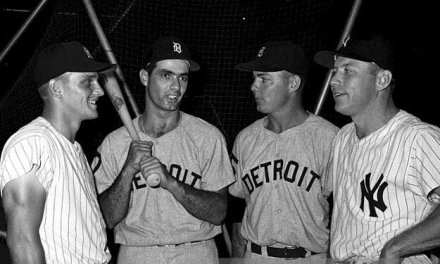Tigers trade outfielder Rocky Colavito and pitcher Bob Anderson to the Kansas City A's