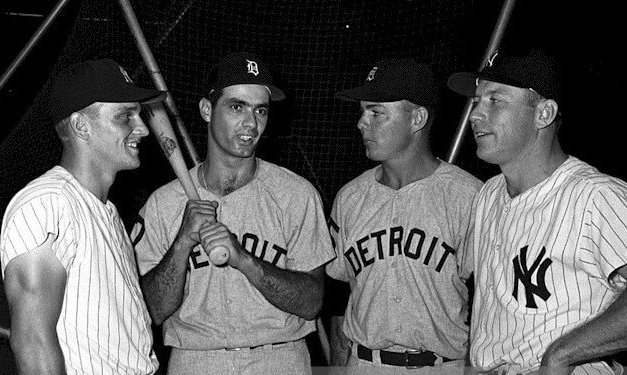 Homers by Leon Wagner, Pete Runnels and Rocky Colavito power the American League past the National League, 9 – 4, in the second All-Star Game of 1962.