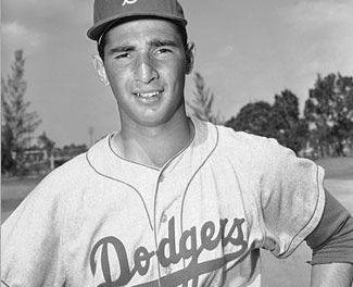Brooklyn Dodgersoption left-handed pitcherTommy Lasordato theMontreal Royalsto make room for Sandy Koufax