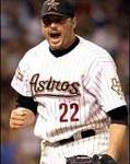Roger Clemens signs a one-year deal with the Astros, coming back for another season