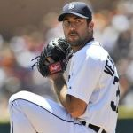 The BBWAA selects Justin Verlander as the unanimous winner of the American League Cy Young award