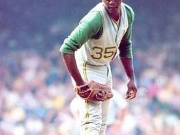 19-year-old left-hander Vida Blue makes his major league debut for the Oakland A's