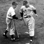 New York Yankees great Joe DiMaggio dies after a much-publicized battle with lung cancer