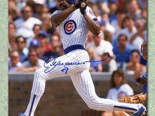 Andre Dawson collects five hits and hits for the cycle to lead the Chicago Cubs to an 8 – 4 victory over the San Francisco Giants.