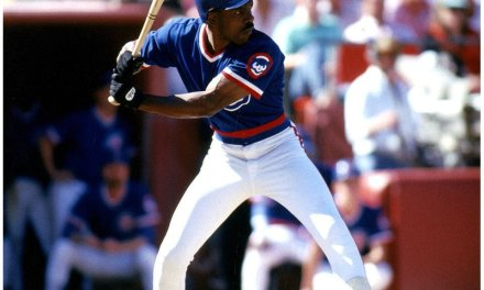 Chicago Cubs outfielder Andre Dawson breaks Roger Maris' intentional walk record when he receives five intentional free passes from the Cincinnati Reds