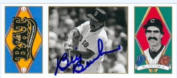 Bill Buckner passes away