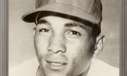 Billy Williams of the Chicago Cubs collects eight hits in eight at-bats during a doubleheader