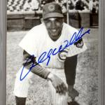 Billy Williams Autographed 3.5x5.5 Postcard Chicago Cubs #83963433 - PSA/DNA Certified