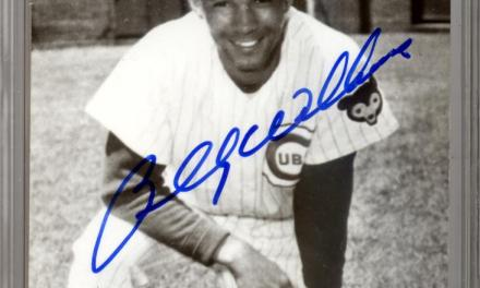 Future Hall of Fame outfielder Billy Williams is born