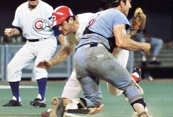 Cleveland Indians trade former All-Star catcher Ray Fosse to the Oakland A's