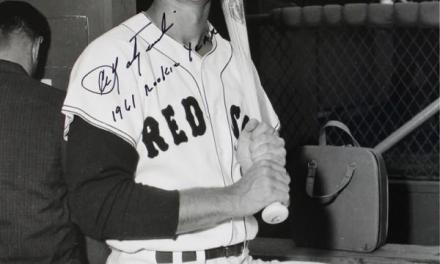 Carl Yastrzemski Stats & Facts