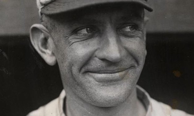 Casey Stengel makes an unusual return to Ebbets Field