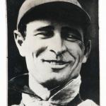 """Circa 1908-12 Frank Chance, Chicago Cubs, Original George Bain Photo, 4.75"""" x 7"""