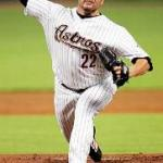2004-Roger Clemenscools off the Cardinal bats with seven innings of four-hit ball as the Astros win Game Three of the N.L.C.S., 5-2.Jeff Kenthomers in the opening frame and Houston nurses a 3-2 advantage untilCarlos BeltranandLance Berkmandrill solo shots to give the bullpen some breathing room. St. Louis still leads the best-of-seven series, 2-1.