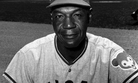 Chicago Cubs purchase Ernie Banks Contract