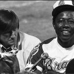 Hank Aaron becomes the first player to earn $200,000 in average annual salary