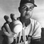 Hoyt Wilhelm of the Atlanta Braves becomes the first pitcher in major league history to appear in 1,000 games