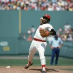 Luis Tiant wins his 200th game league game