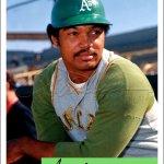 Reggie Jackson Oakland A's