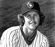 Milwaukee Brewers center fielder Robin Yount edges Ruben Sierra of the Rangers to win his second American League MVP Award